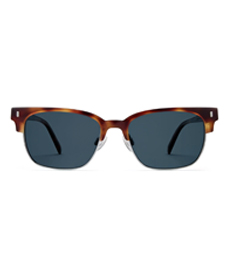 Warby Parker Lewis Sunglasses.