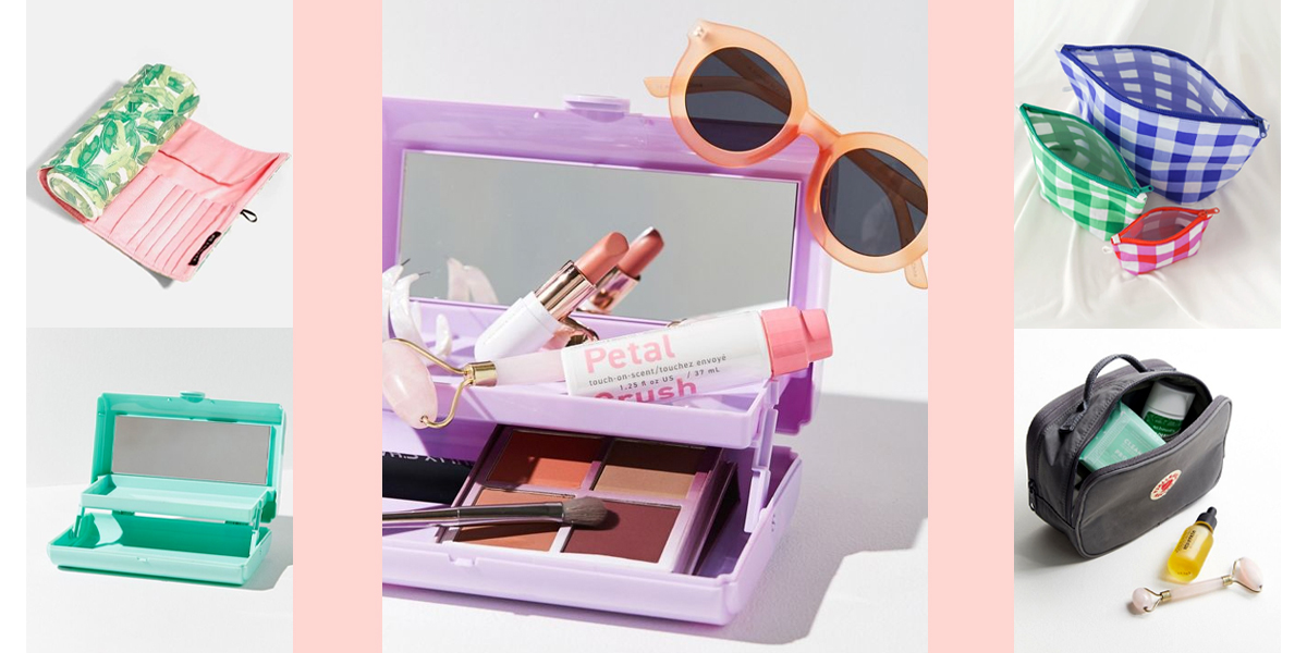 Our Favorite Makeup Bags That Pack Cosmetics Perfectly..