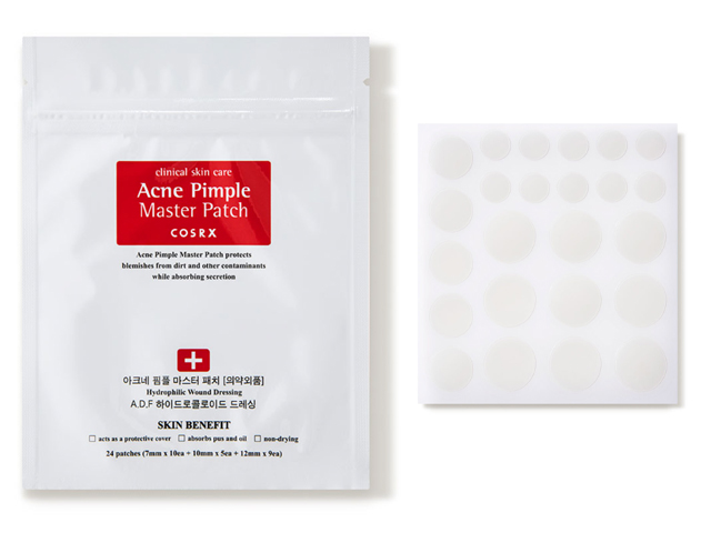 COSRX Acne Pimple Master Patch (24 count).
