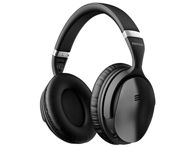 Mpow H5 Active Noise Cancelling Headphones.