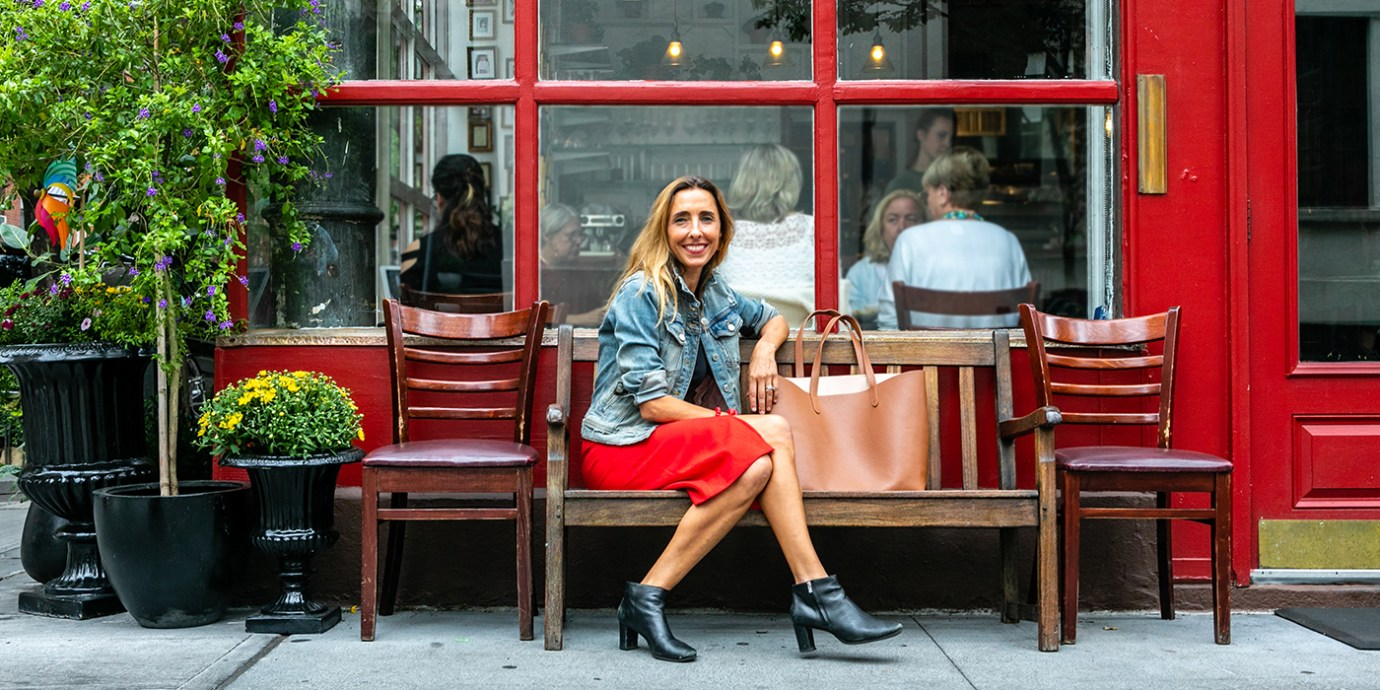 What's in Clara Sedlak's Carry-on Bag.