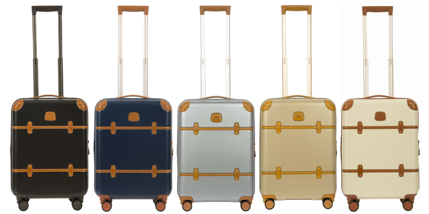 Which Bric's Milano Luggage Should You Get?