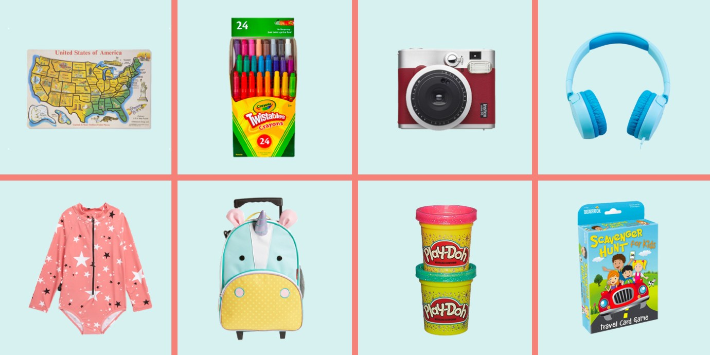 Best Gifts for Little Travelers.