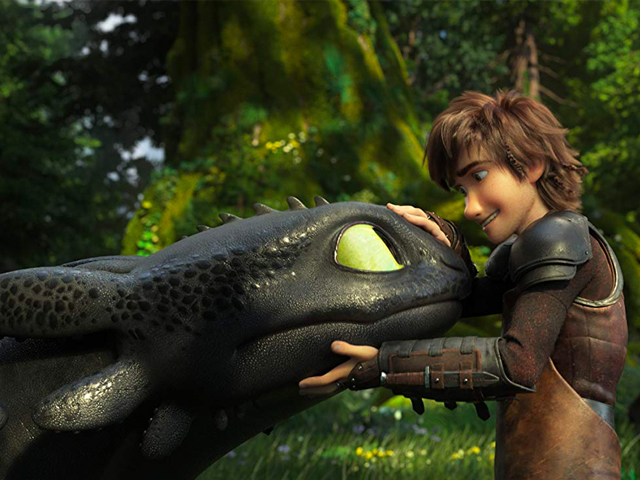 How to Train Your Dragon The Hidden World.