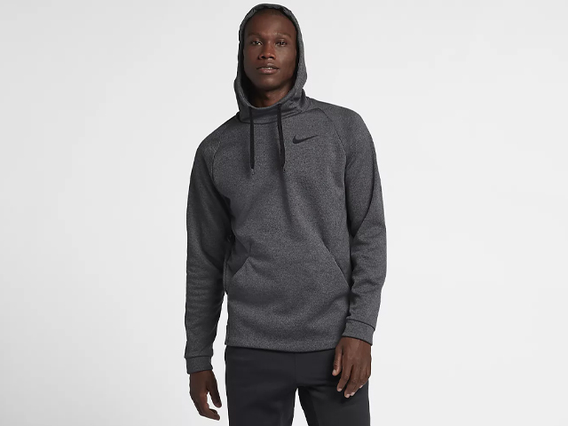 Men's Pullover Training Hoodie Nike Therma.