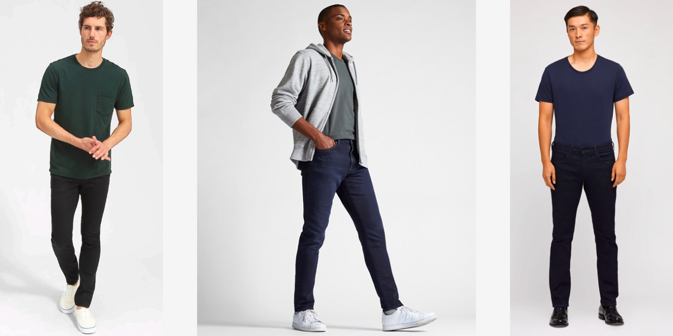 All-Time Best Men's Jeans That Are Comfortable Enough for Travel.