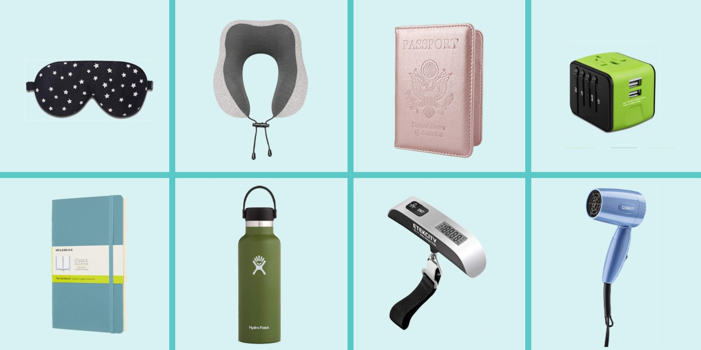 The Highest-Rated Amazon Travel Products.