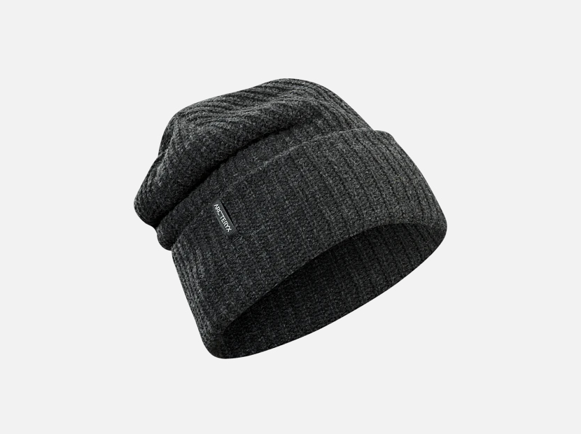 CHUNKY KNIT TOQUE.