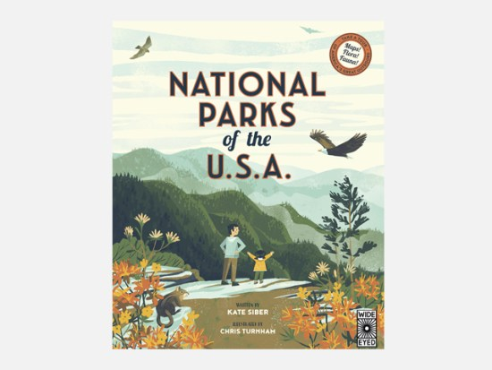 National Parks of the USA.