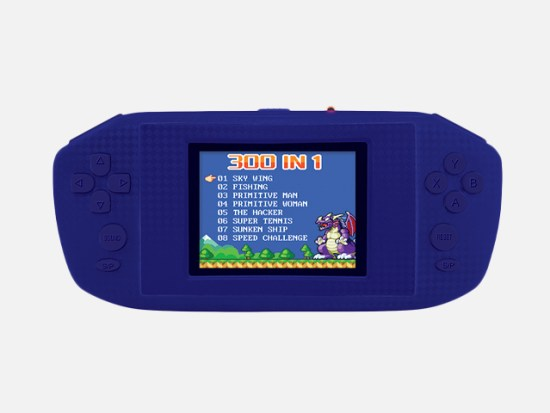 300 Video Game Handheld Console.