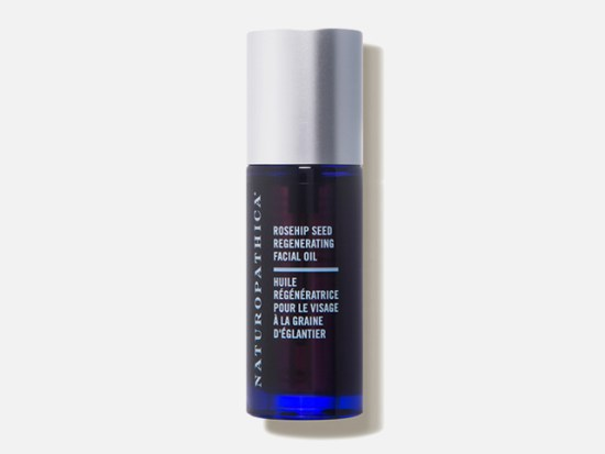 Naturopathica Rosehip Seed Regenerating Facial Oil.