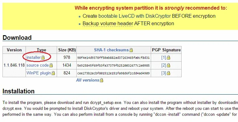 USB encryption