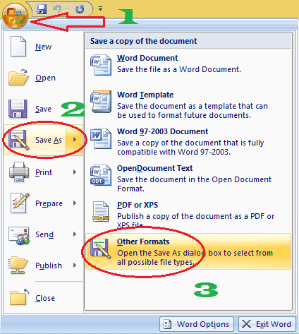 The Secret Guide To Create Pdf From Word Doc In Word
