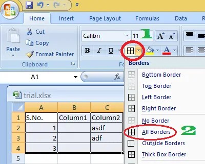 insert excel into word