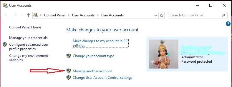 create guest account in windows 10