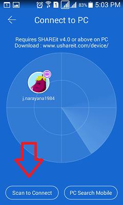 shareit mobile