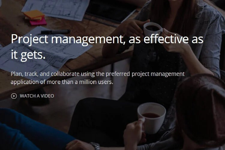 best project management tools Zoho projects