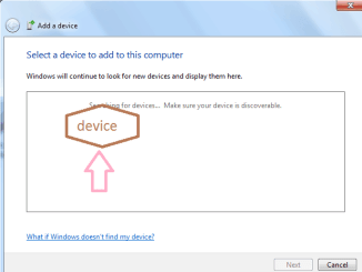 how to connect Bluetooth speaker to windows 7