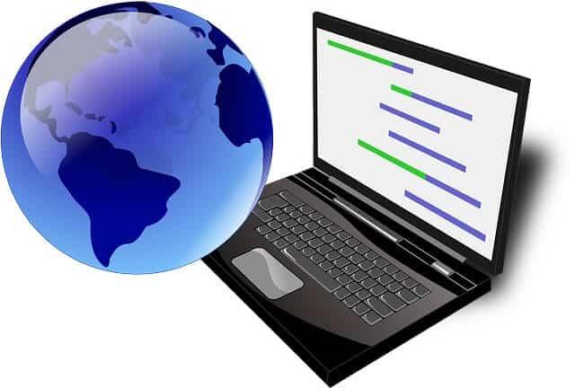 Remote Desktop internet access