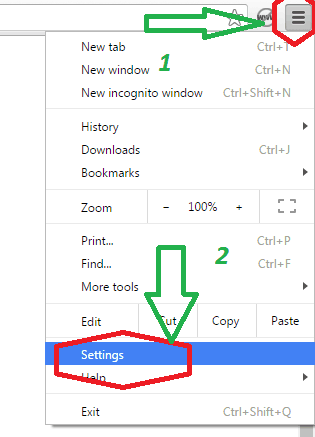 make google default search