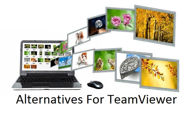 alternatives for teamviewer