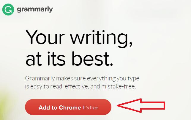 Free online grammar checker