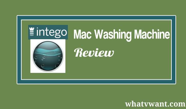 Intego Mac Washing Machine Review