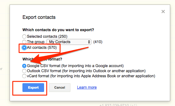 3 Ways to Import Google Contacts to Phone(Android & iPhone) 2
