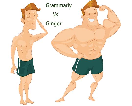 Grammarly Vs Ginger