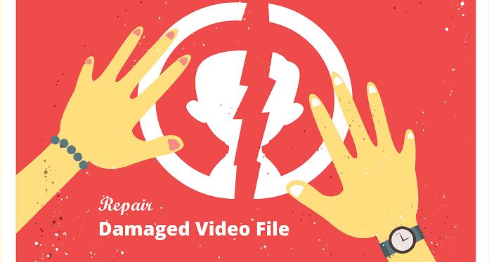 Repair Damaged Video Files