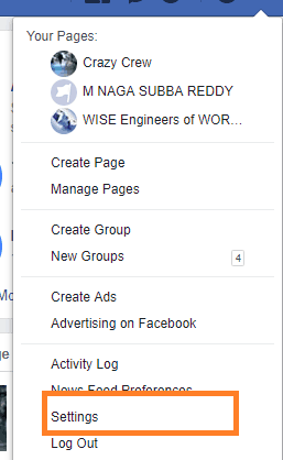 How to Close Or Delete Or Remove Facebook page Permanently 1