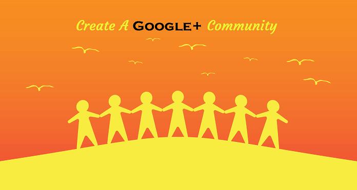 Create a Google Plus Community