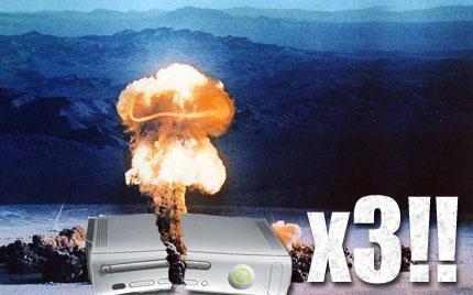 Fable 2 killed 3 Xbox 360s - WhatwasIthinking.co.uk