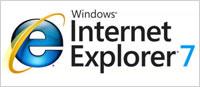 Internet Explorer 7 was released on 18 October 2006