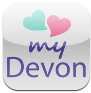 My Devon iphone app icon