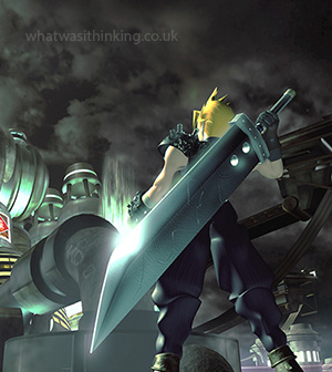 Box art of FF7