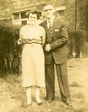 Grandma and Grandad McNama