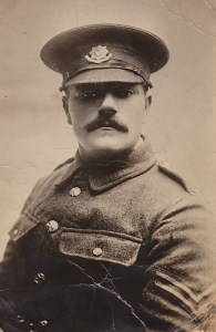 Corporal Frederick Moon