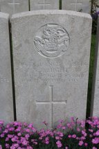 Headstone for Samuel Edward Hight