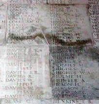 Memorial - William Mason Hopley