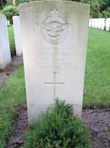 Headstone for Sefton Stafford