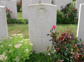 Headstone for Thomas Murison