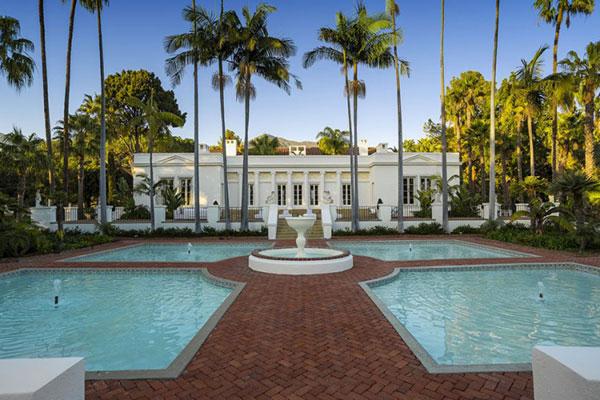 Tony Montana's (Scarface) Mansion