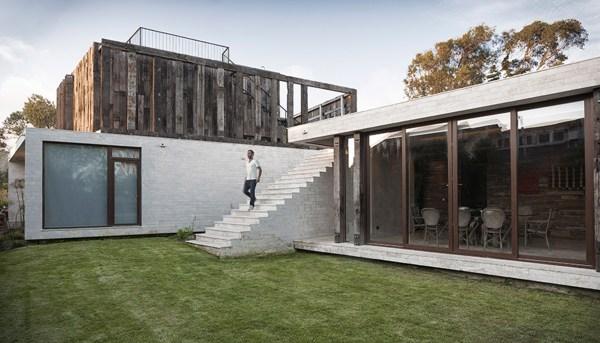 Machagua House, Chile