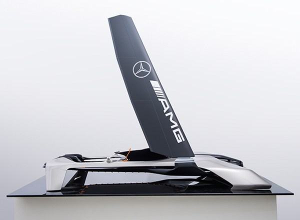 Mercedes-Benz WIND