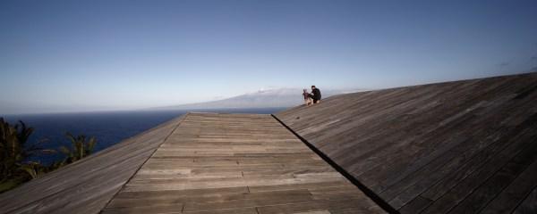 Clifftop House Maui