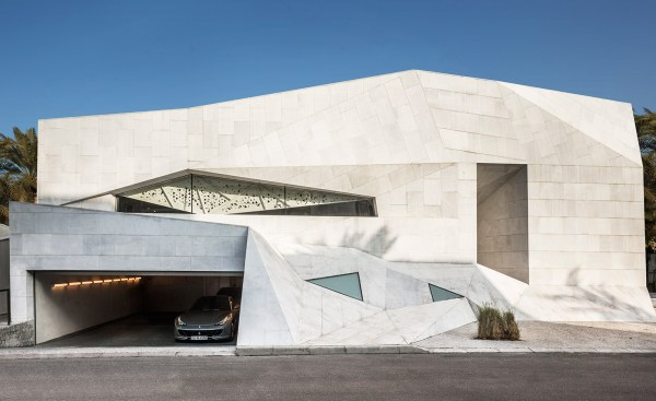 Rock House, Kuwait