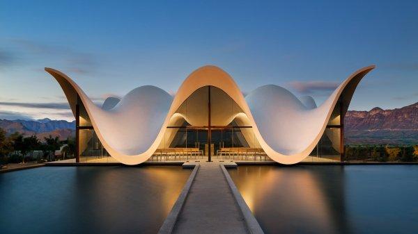 Bosjes Chapel, South Africa