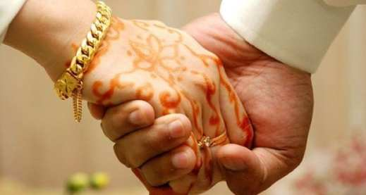 Prayer for Newly Weds