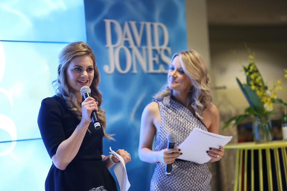 David Jones Customer Event